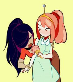 Cute! Bubbline Adventure Time