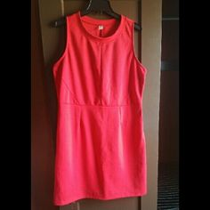 Spotted while shopping on Poshmark: Cherry red curvy dress! #poshmark #fashion #shopping #style #Old Navy #Dresses & Skirts