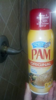 Permanent soap scum on your shower door? I tried every chemical…