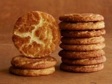 For a cinnamon-sugar classic cookie, bake Trisha Yearwood's soft and chewy Snickerdoodles recipe from Food Network.