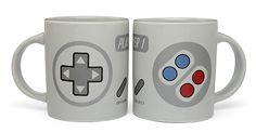 2-Player Gaming Mug Set