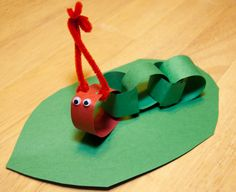 Happy Birthday Eric Carle - Activities for the Very Hungry Caterpillar
