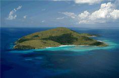 Hans Lollik Islands, Iles Vierges américaines - 20 îles privées à vendre