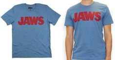 JAWS Pins & T-Shirts are Now Available for Pre-Order! – Mondo