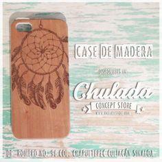 Maderaliza tu celular! ya llegaron los protectores de madera para tu celular, disponibles para Iphone (4, 4s, 5) y Samsung (S3, S4) ¡¡Ven y escoge el tuyo!!  www.chuladastore.com