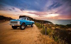 Chevrolet Truck Wallpaper HD Resolution #NtC