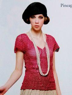 Keito Dama Knitting/Crochet Magazine 158 2013: #32