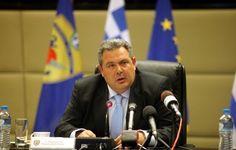 Καμμένος: Λύση του Κυπριακού με παρουσία στρατευμάτων κατοχής δεν μπορεί να υπάρξει