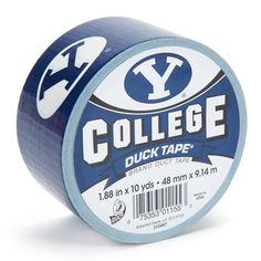 "BYU Duck Tape  - MormonFavorites.com  ""I cannot believe how many LDS resources I found... It's about time someone thought of this!""   - MormonFavorites.com"