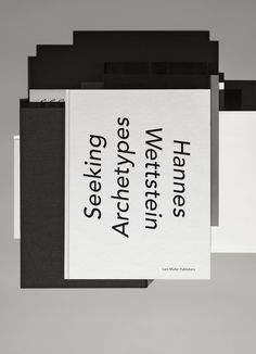 Hannes Wettstein Seeking Archetypes