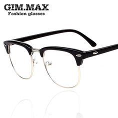 2013-vintage-black-rimmed-glasses-frame-star.jpg (800×800)