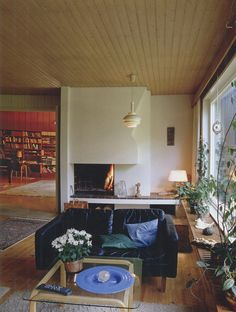 Somewhere I would like to live: Family Houses / Alvar Aalto