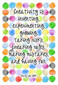 Creativity break rule, creativ quot, quotes to inspire, inspir quot, quote posters, art room, creativity quotes, inspiration quotes, craft rooms