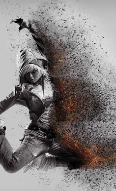 How to Create an Ashes & Embers Dispersion Action in Adobe Photoshop Dance Photography, Creative Photography, Picsart, Black Background Images, Photoshop Actions, Adobe Photoshop, Jesus Pictures, Dance Poses, Street Dance