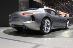 Maserati GranTurismo Is Now First Priority, Alfieri Project In Doubt