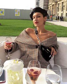 Bella Hadid style