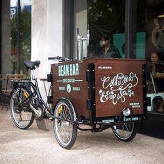Cold Brew Bike