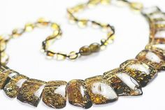 Luxury green Baltic amber necklace. Beaded by LuxuryBalticAmber, $67.98