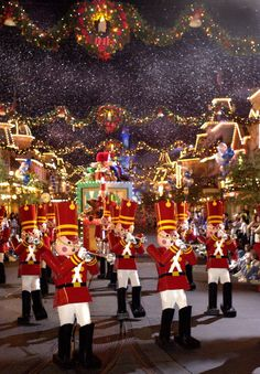 Can you believe it's only 1 week away? Mickey's Very Merry Christmas Party returns to Magic Kingdom Nov. 8.