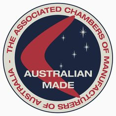 Operation Boomerang, started in 1961 to Australians to buy local products Australian Vintage, Transparent Stickers, Chicago Cubs Logo, How To Memorize Things, Local Products, Logos, Buy Local, Monaco, Seal