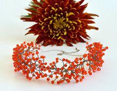 Swarovski Crystals Necklace by luxurybyvera on Etsy, www.luxurybyvera.com