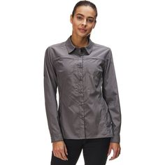 Backcountry Flaming Gorge Lightweight Shirt - Women's Button Up Shirts, Bomber Jacket, Clothes For Women, Paddle, Fly Fishing, Shopping, Tops, Gifts, Products