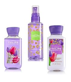 BATH AND BODY WORKSLONDON TULIPS RASPBERRY TEAGIFT SET * Want to know more, click on the image.