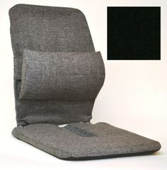 Car Seat Support Systems - Pin it :-) Follow us :-)).. CLICK IMAGE TWICE for Pricing and Info :) SEE A LARGER SELECTION of car seat support system  at  http://zcarseatcushions.com/product-category/car-seat-support-systems/ -  car, upholstery - Bucket Seat Back Cushion Finish: Black