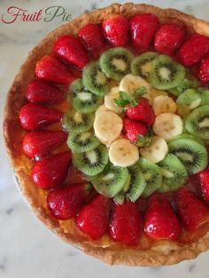 Mouthwatering Fruit Dessert Recipe: Fruit Pie | http://www.ourfamilyworld.com/2014/05/30/mouthwatering-fruit-dessert-recipe/