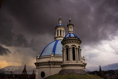 Storm proximity by johnwvillarroel