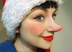 Christmas Elf - Makeup Tutorial