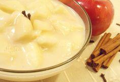 Rizs és krumpli helyett dobd fel az ünnepi sültet fűszeres gyümölcsmártással! Cooking Recipes, Healthy Recipes, Food Inspiration, Pudding, Food And Drink, Soup, Dishes, Baking, Diet