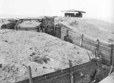 Operations of the Battalion, Parachute Infantry Regiment, Airborne Division Carentan and Vicinity Bunker, Us Army Rangers, Normandy Invasion, Normandy Beach, D Day Landings, Ww2 Pictures, Military Diorama, Fortification, War Machine