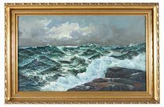 Erik Theodor Carlberg, Seascape