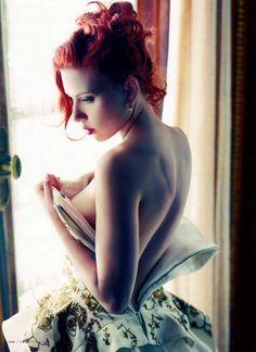 Scarlette Johansson