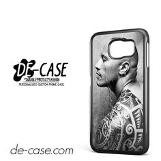 The Rock Tatoo DEAL-10983 Samsung Phonecase Cover For Samsung Galaxy S6 / S6 Edge / S6 Edge Plus