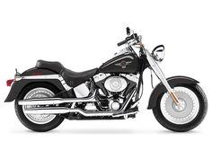 Harley-Davidson Fat Boy (2005)