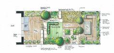 Garden Master Plan Garden Design by Claire Mee