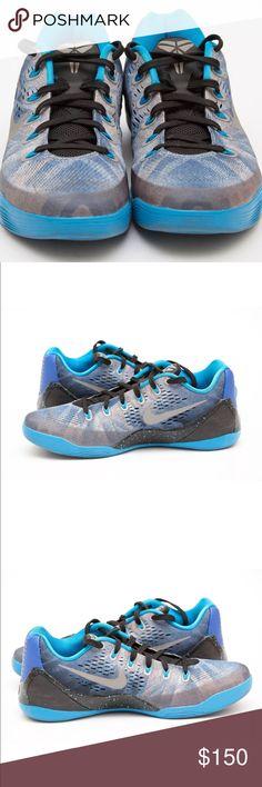 2014 Nike Kobe IX PRM Premium Game Royal Blue