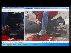 Side by Side of Real & Fake Boston Bombing Photo - What These People Are Capable Of - YouTube
