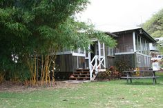 Check out this awesome listing on Airbnb: The Pali Cottage at Waimea Heights - Bungalows for Rent in Waimea