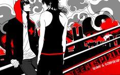 Teen spirit - #anime