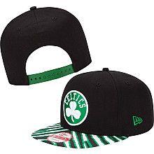 New Era Boston Celtics Zubaz Snapback Hat, my fave team because they are amazing!