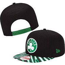 New Era Boston Celtics Zubaz Snapback Hat, my fave team because they are amazing!