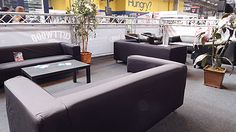 Settee Hire For Exhibitions