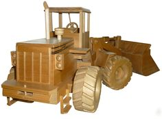 PATTERNS & KITS :: Construction :: 67 - The Front End Loader