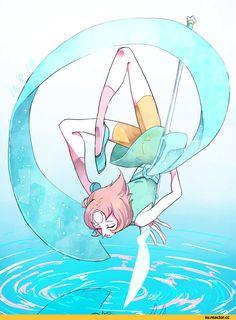 Pearl (SU),SU Персонажи,Steven universe,фэндомы
