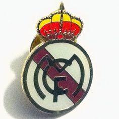 Real Madrid Metal Pin Badge