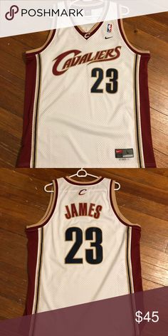 045b0ed07 LeBron James Jersey 2003-04 Cleveland Cavs Hardwood Classic LeBron James  NBA Jersey  23