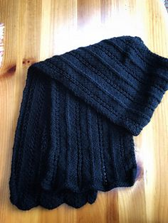 Ravelry: Gheghe's Favorite scarf #4